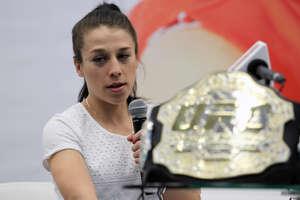 Jessica Andrade rywalką Joanny Jędrzejczyk na gali UFC 211
