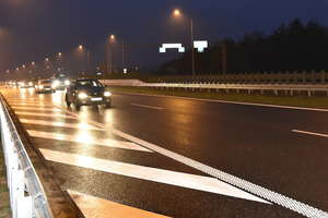 """Uwaga kierowcy! Zmiana organizacji ruchu na """"siódemce"""" koło Ostródy"""