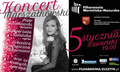 """""""Koncert marszałkowski"""" w Filharmonii Warmińsko-Mazurskiej"""