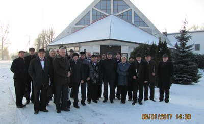 Zaśpiewali w parafii  byłego proboszcza