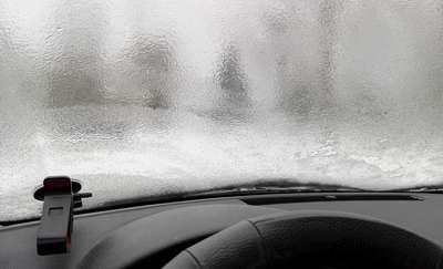 Uwaga kierowcy i piesi: W całym regionie bardzo ślisko!