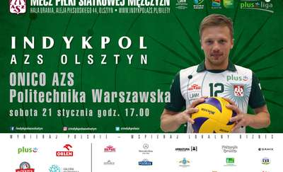 Indykpol AZS Olsztyn wspiera podopiecznych fundacji