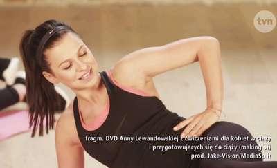 Ania Lewandowska opowiedziała o ciąży i nowym projekcie