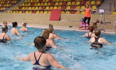 Fitness w H2O, czyli trening w wodzie