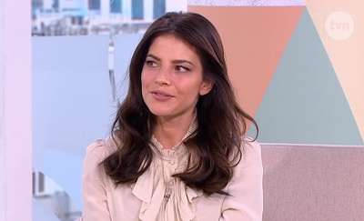 "Weronika Rosati odniosła się do serialu ""Belle Epoque"""