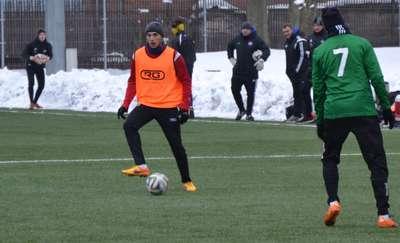 Piłkarze Sokoła Ostróda w sobotę zagrają jeden mecz kontrolny