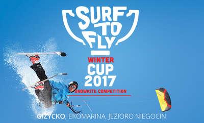 Surf to Fly na jeziorze Niegocin - decyzja do 26 stycznia