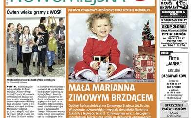 """Jutro 24 strony """"Gazety Nowomiejskiej"""""""