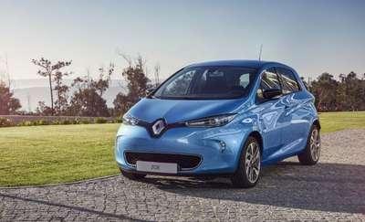 Samochód elektryczny 2017 roku