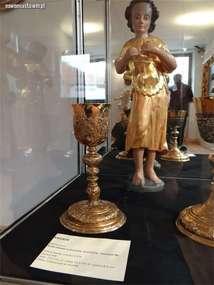 Sakralne skarby z Ziemi Lubawskiej w toruńskim muzeum