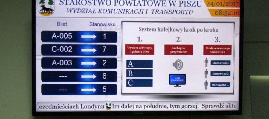 Elektroniczny system kolejkowy