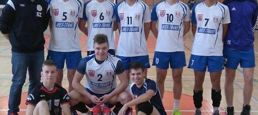 Drużyna juniorów Zawkrza
