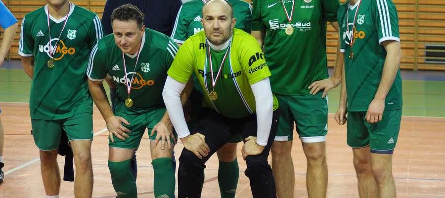 Mławska drużyna Oldbojów