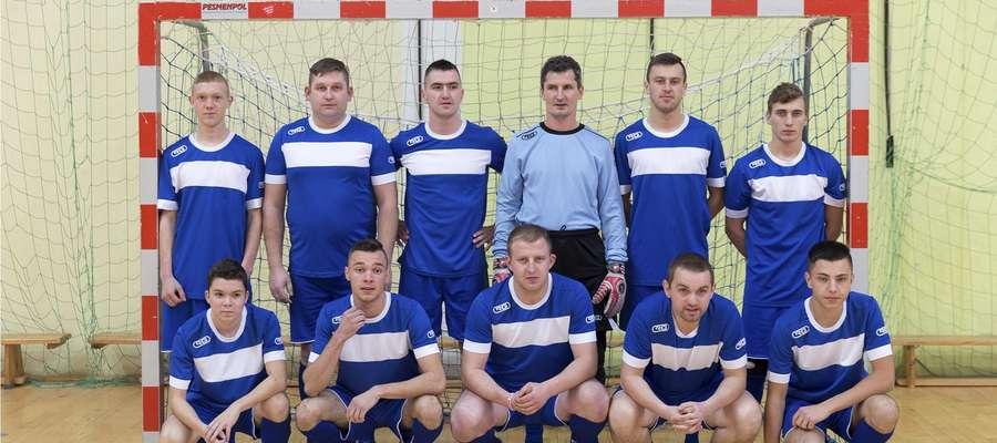 Na zdjęciu drużyna KS Piotrkowo