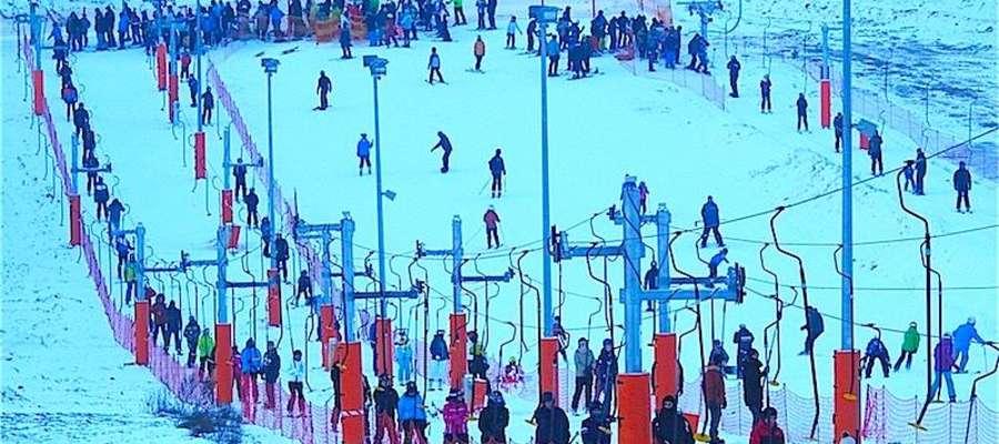 Policja radzi, jak zachować bezpieczeństwo na stoku narciarskim