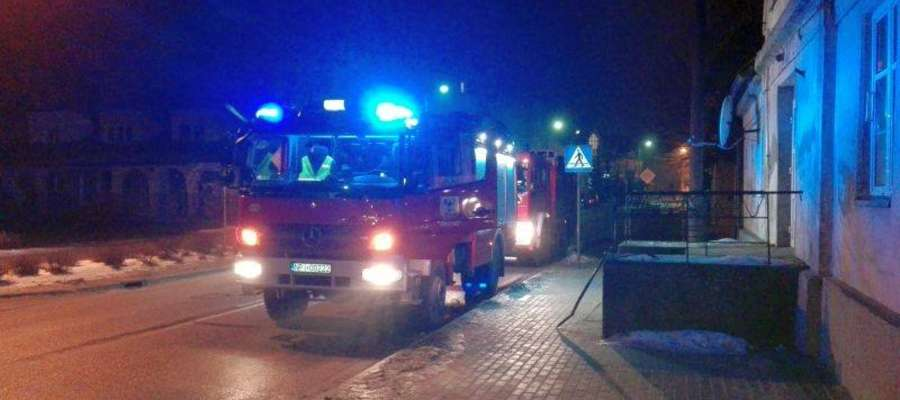 Do sobotniego zdarzenia zadysponowano dwa zastępy straży pożarnej z OSP KSRG Orzysz oraz WSP KSRG Orzysz.