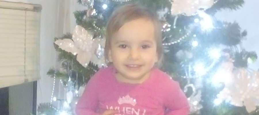 Amelia Kołoda, 1, 5 roku, Olsztyn