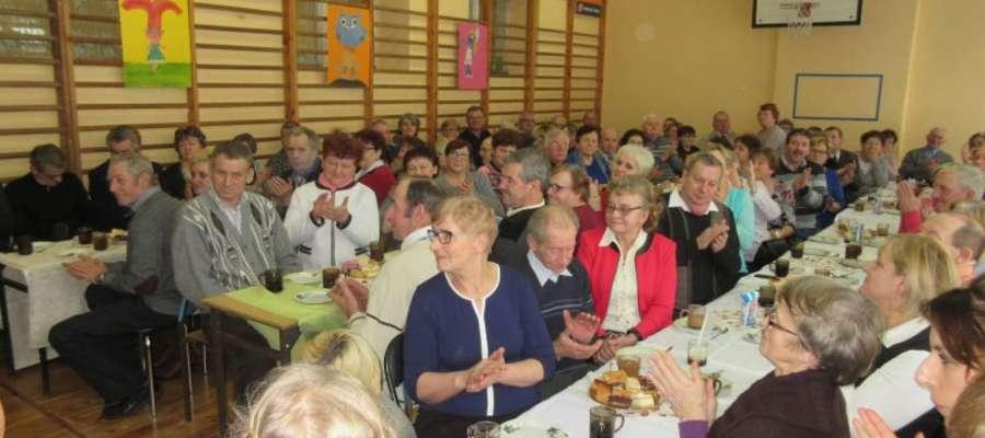 Goście spotkania w Zajączkowie