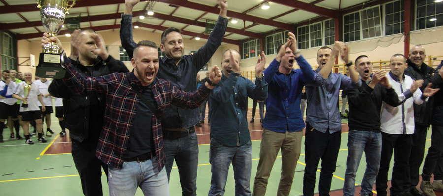 SC Zgoda wygrała futsalowe mistrzostwa powiatu w sezonie 2016/2017