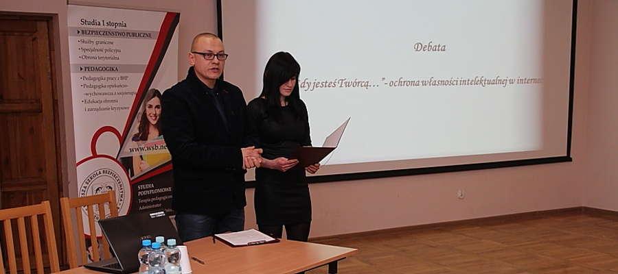 Debata studentów Wydziału Nauk Społecznych w Giżycku