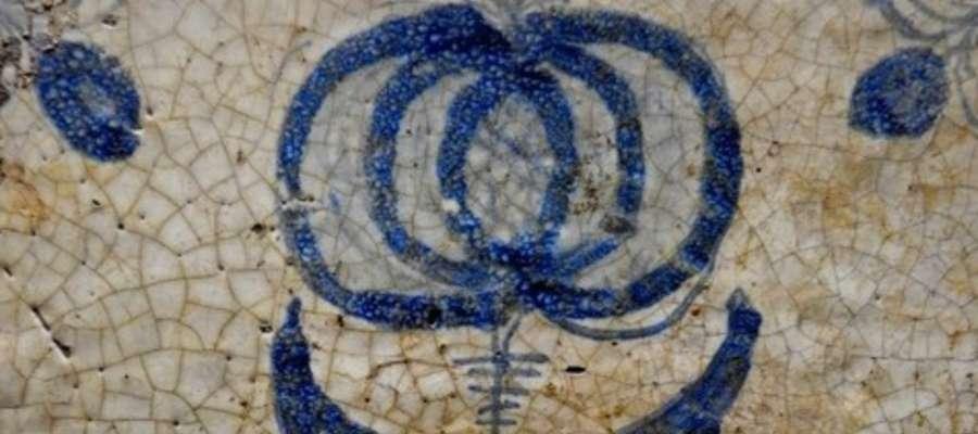 Fragment kafla lubawskiego