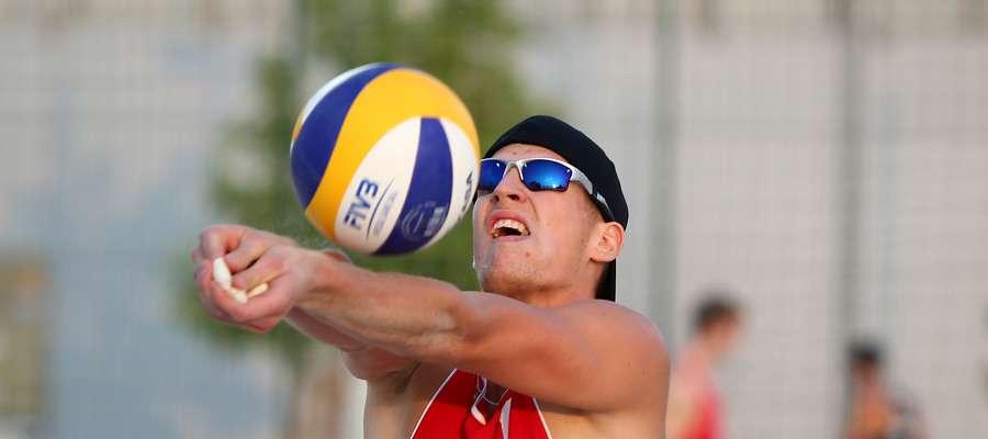 Iławianin Maciej Rudol ciągle reprezentuje barwy Zrywu-Volley, którego jest wychowankiem