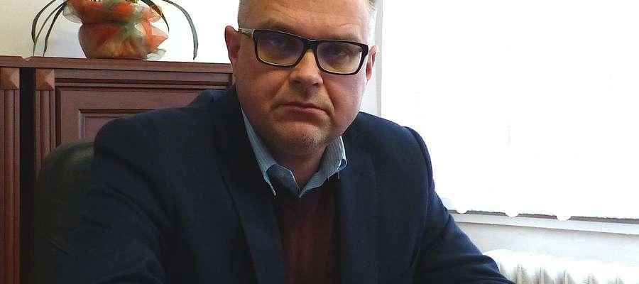 Jerzy Koronowski, powiatowy lekarz weterynarii