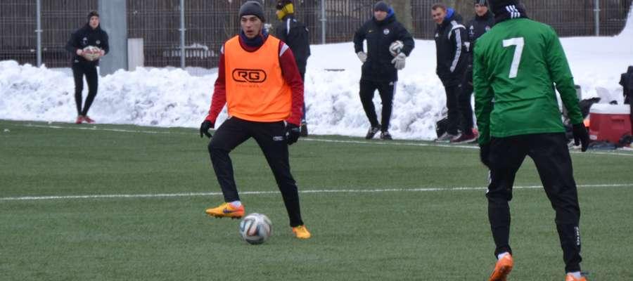 W sobotę piłkarze ostródzkiego Sokoła o godz. 11 zagrają z GKS Wikielec