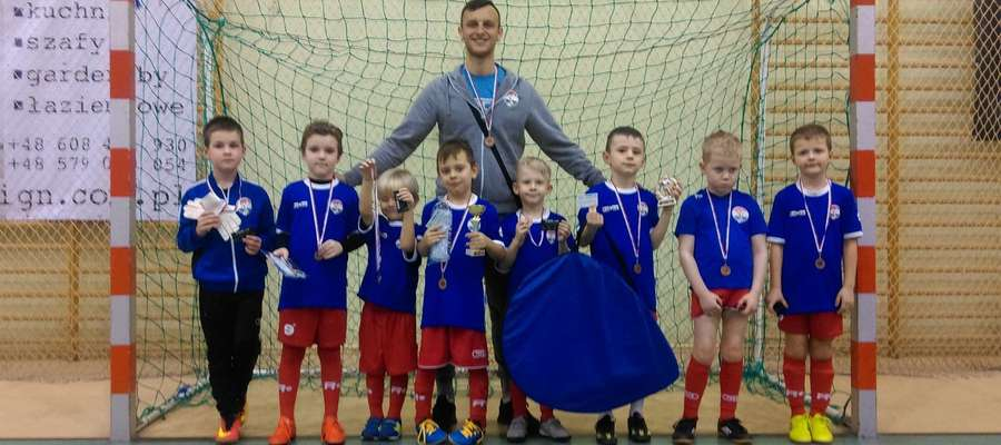 Podopieczni Andrzeja Burcharta z Morągu wygrali pięć meczów