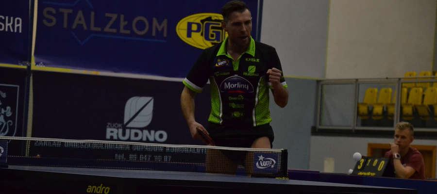 Bartosz Such w tym sezonie wygrał siedem pojedynków