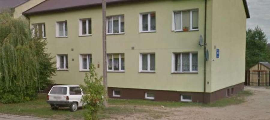 Budynek na ul. Szkolnej