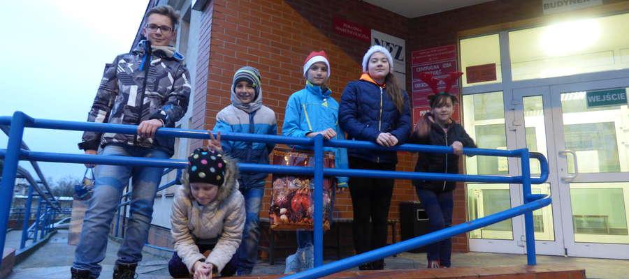 Uczniowie odwiedzili nowomiejski szpital