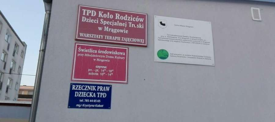 Dotychczas Warsztaty prowadziło TPD w Mrągowie
