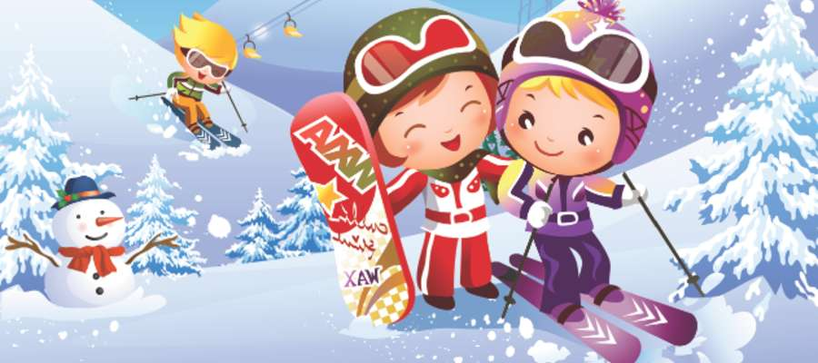 Ostródzkie Centrum Sportu i Rekreacji w drugim tygodniu ferii zaprasza do hali i na lodowisko