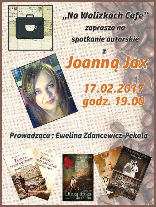 Spotkanie z Joanną Jax - full image
