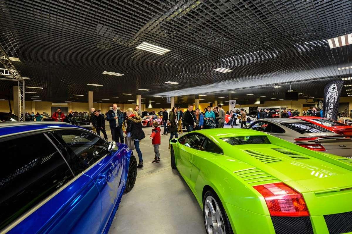 IV edycja Auto Moto Arena już niebawem w Expo Mazury - full image