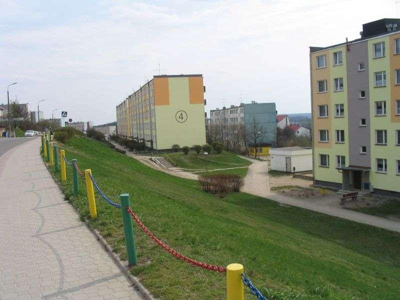Osiedle Grunwaldzkie w Mrągowie - Spółdzielnia