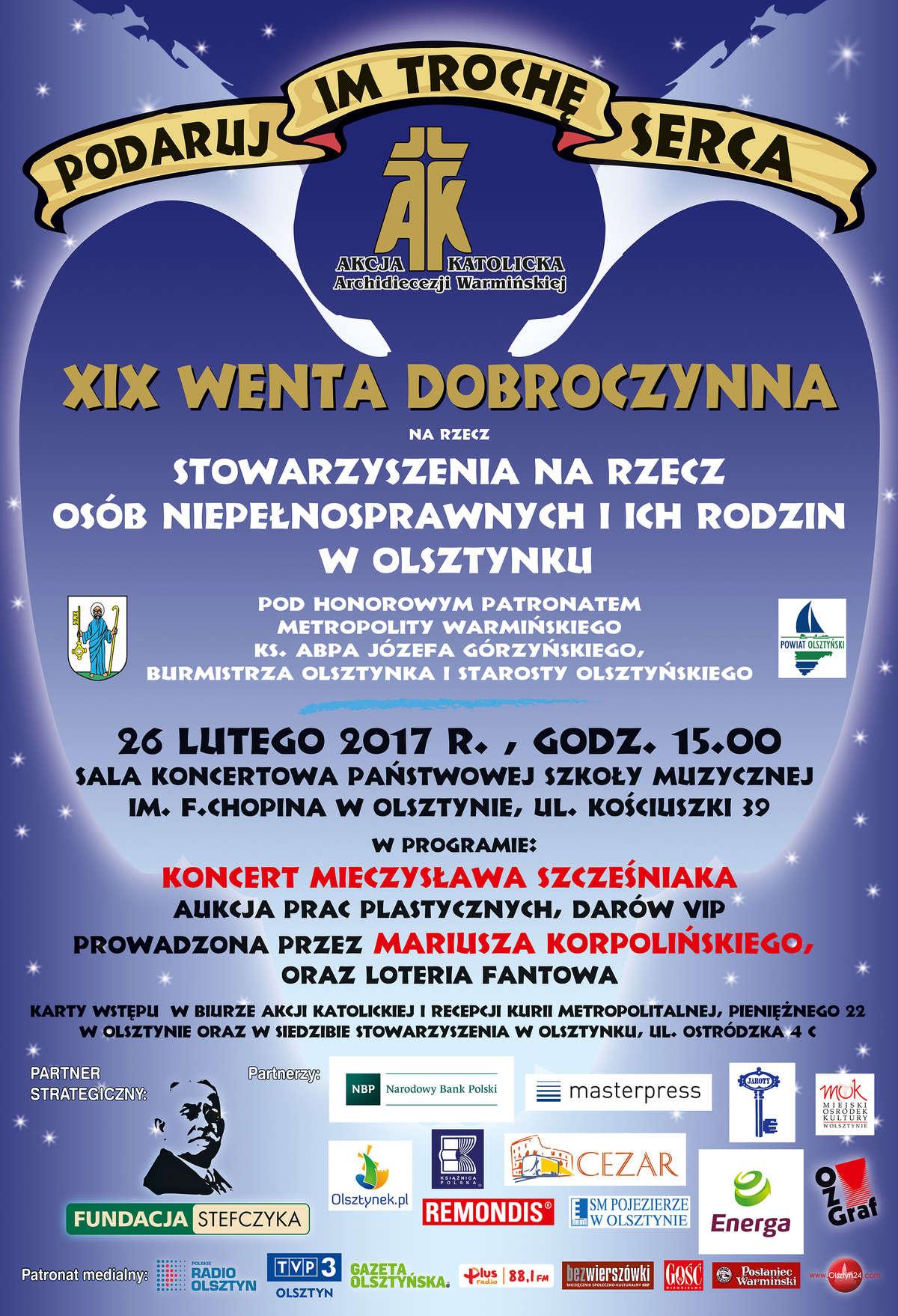 XIX Wenta Dobroczynna Akcji Katolickiej - full image
