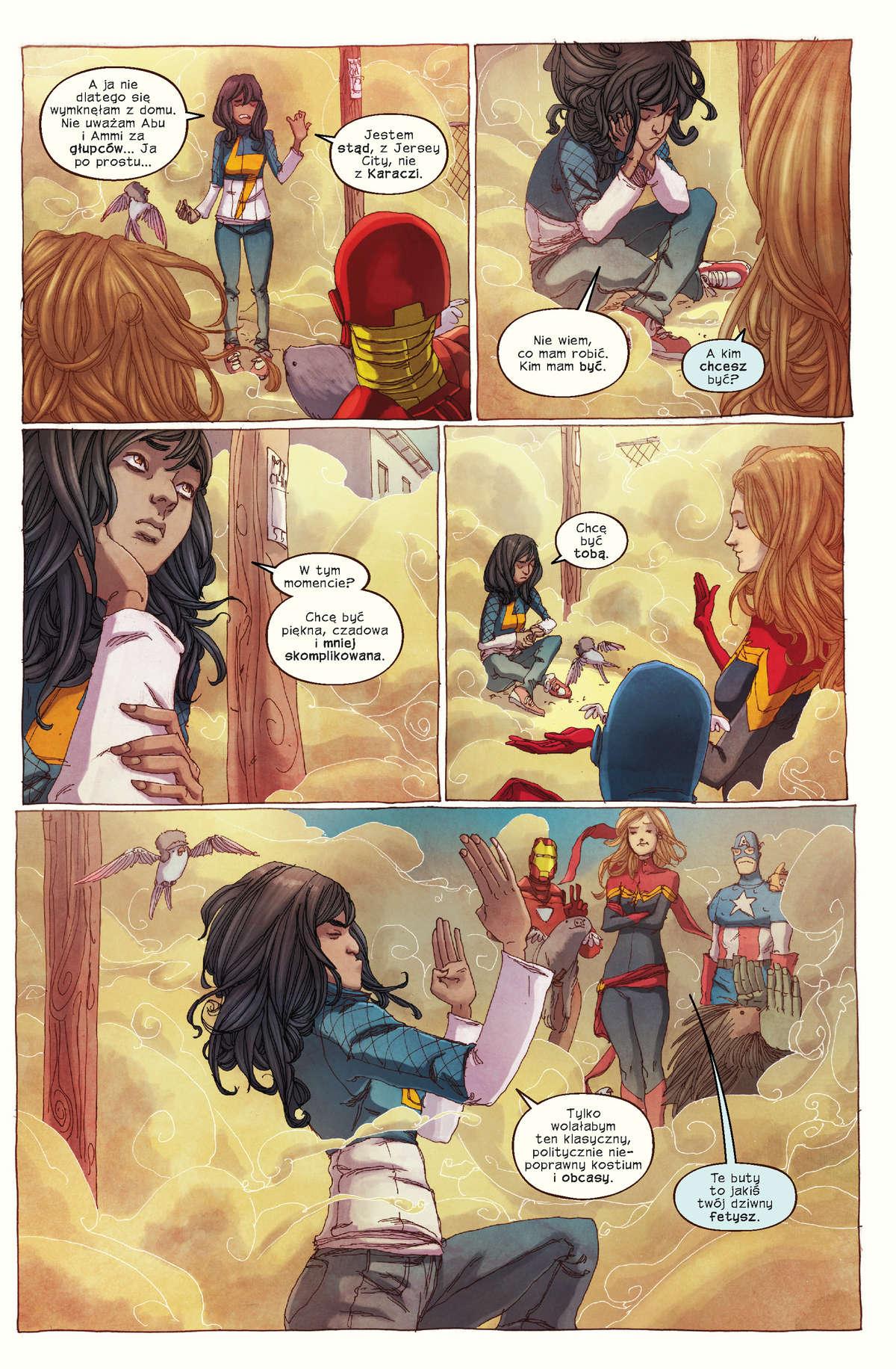 Wszystkie kolory tęczy w świecie Marvela   - full image
