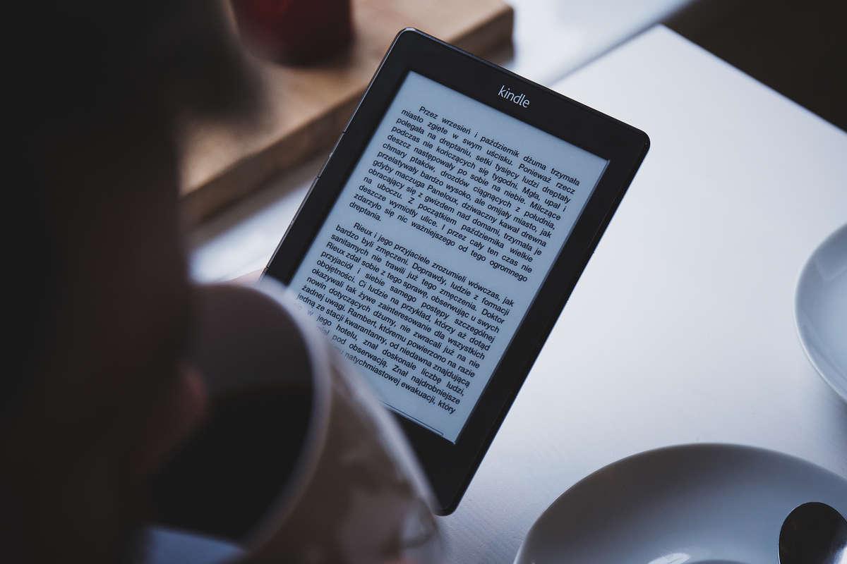 Czy e-booki są zdrowe dla oczu? - full image