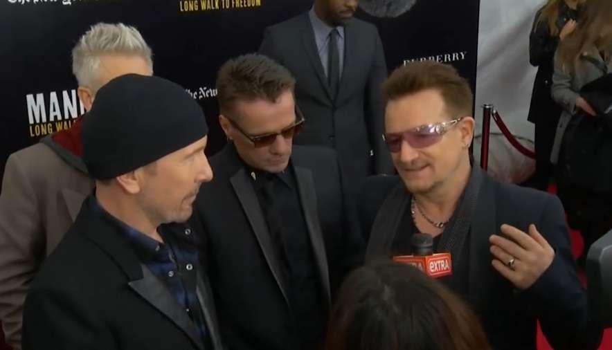 U2 oskarżeni o plagiat. Zespół pozwał artysta Paul Rose - full image