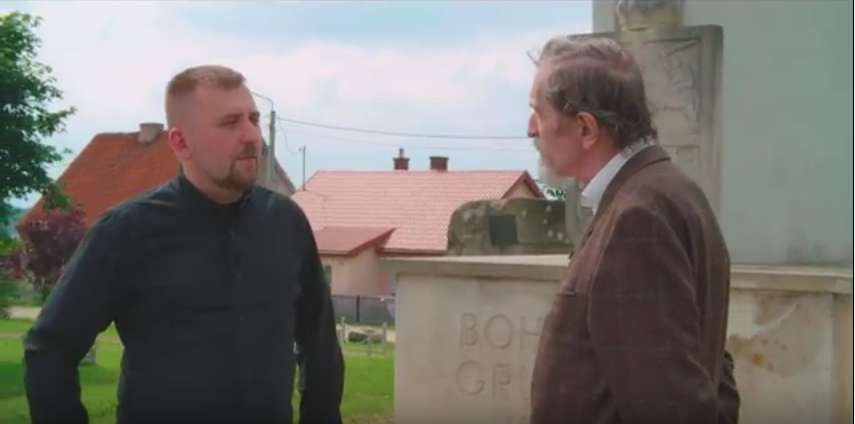 Bitwa pod Uzdowem [FILM] - full image