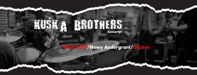 Kuśka Brothers w Anderze