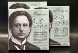 """""""Quo vadis"""" Feliksa Nowowiejskiego w sprzedaży od 7 lutego"""