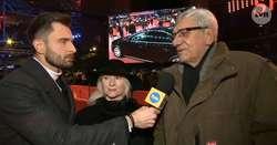 Aktorzy opowiadają o filmie Pokot Agnieszki Holland