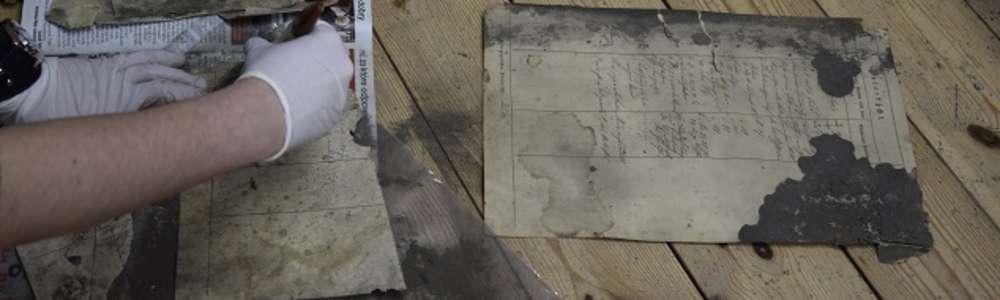 Orzysz: Historia zapisana w dzienniku