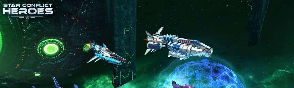 Star Conflict Heroes już dostępny na Androidzie