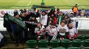 Pojechali do Warszawy wspierać Legię w meczu Ligi Europy z Ajaksem Amsterdam