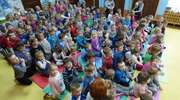 Pouczający spektakl w przedszkolu