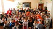 Uczniowie ze Szkoły Podstawowej w Galinach pamiętają o seniorach